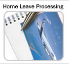 Home Leave Processing